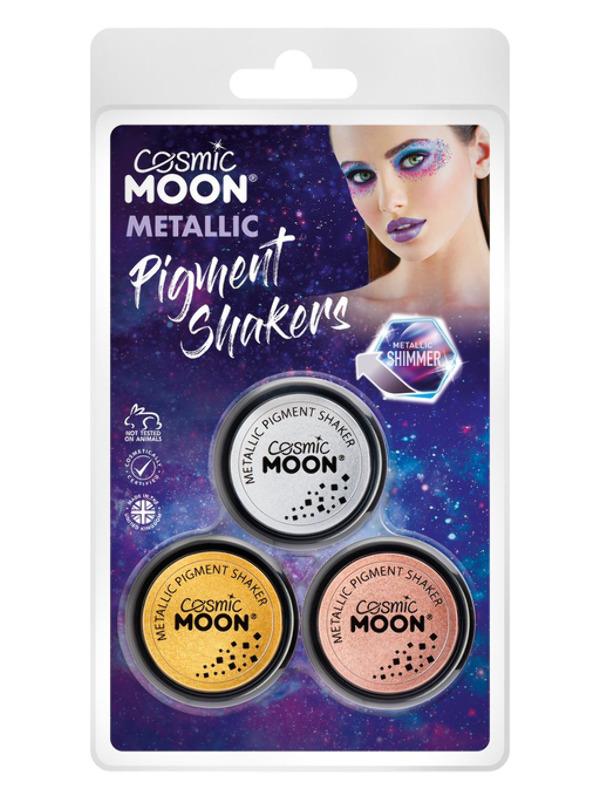 Cosmic Moon Metallic Pigment Shaker,