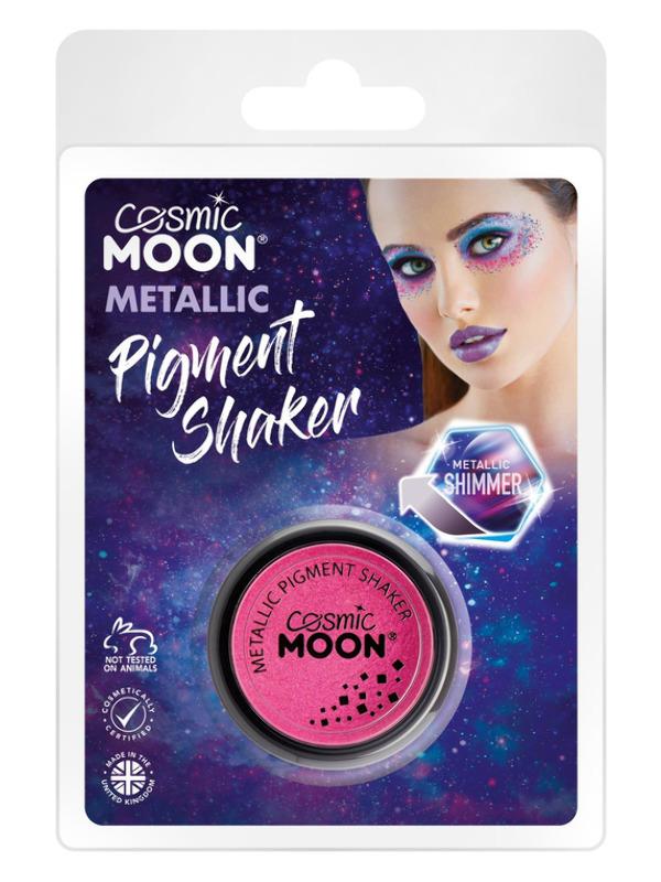 Cosmic Moon Metallic Pigment Shaker, Pink