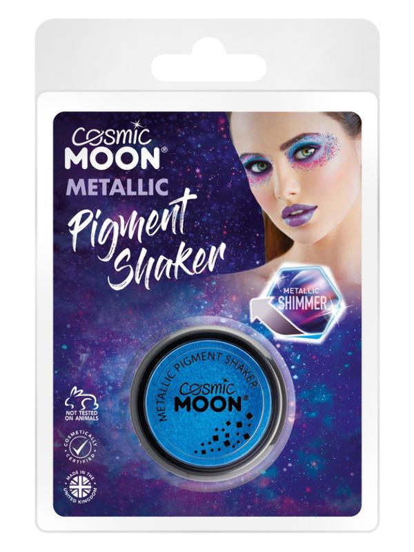 Cosmic Moon Metallic Pigment Shaker, Blue