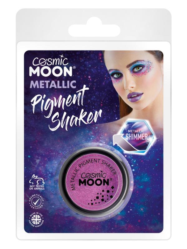 Cosmic Moon Metallic Pigment Shaker, Purple
